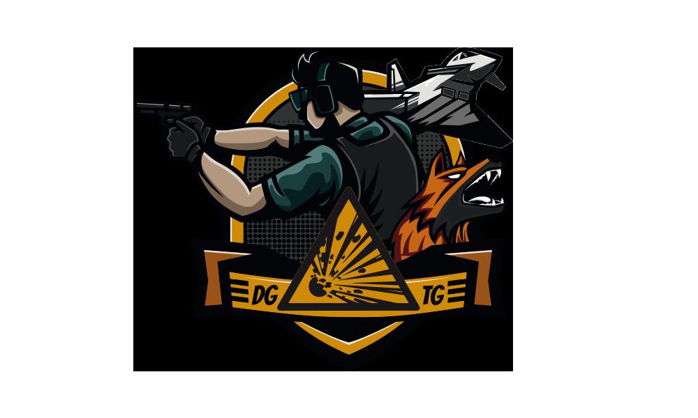 Grafika komputerowa Geek Imagination - Logo DG TG