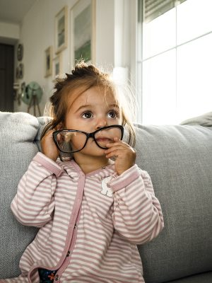 Portfolio - Fotografia Geek Imagination - Dziecko i okulary