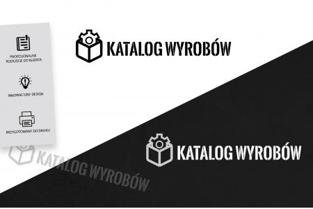 Grafika komputerowa Geek Imagination - Logotyp / Logo firmy Katalog wyrobów