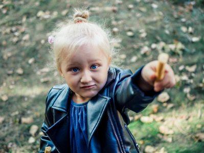 Portfolio - Fotografia Geek Imagination - Dziewczynka portret