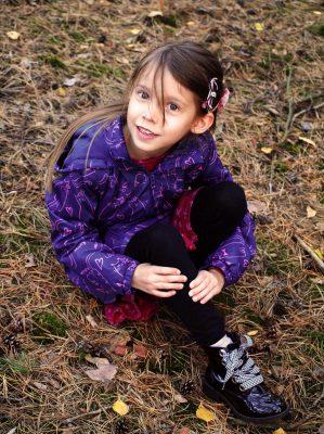 Portfolio - Fotografia Geek Imagination - Dziewczynka w lesie